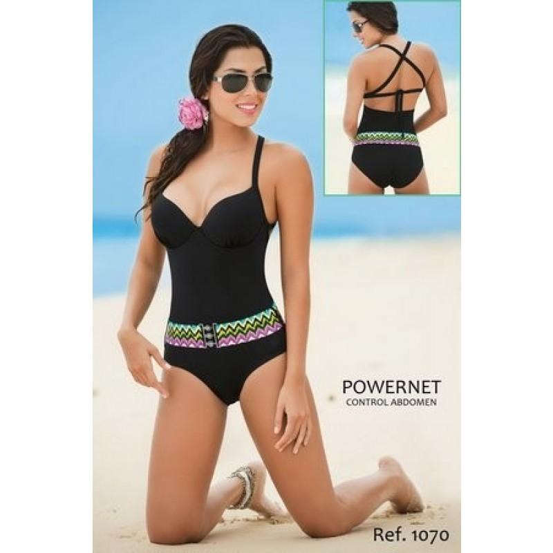 b2ab2ca1 Badedrakt ref. 1070 - Swimwear | Bonita Figur